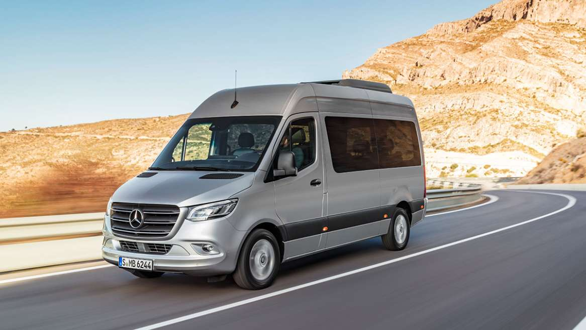 Mercedes Sprinter Tourer 1