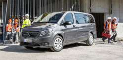 Mercedes-Benz Vito Tourer Family 114 CDI